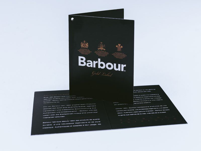 Barbour Swing Ticket