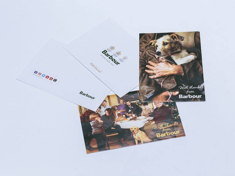 Barbour Envelopes